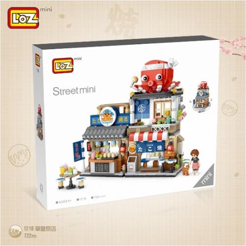 1218 LOZ – 章魚燒店(New)   LOZ