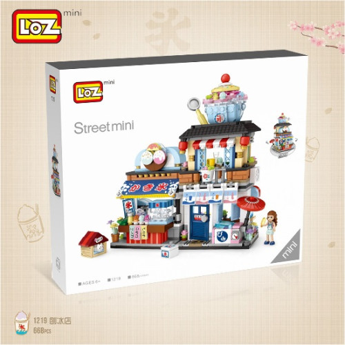 1219 LOZ – 刨冰店(New)   LOZ