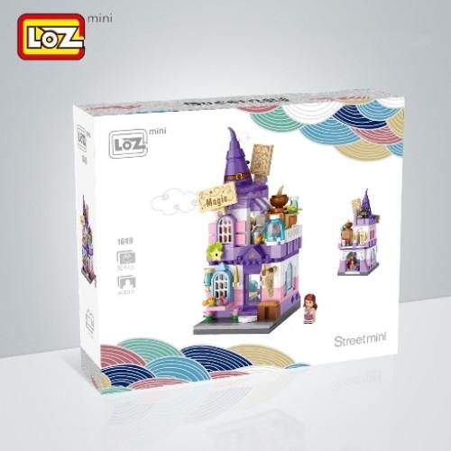 1649 LOZ – 魔法屋(New) | LOZ
